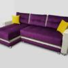 Угловой диван Silver 12