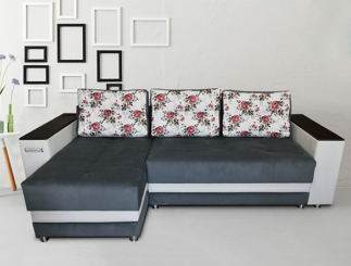 Угловой диван Silver 3