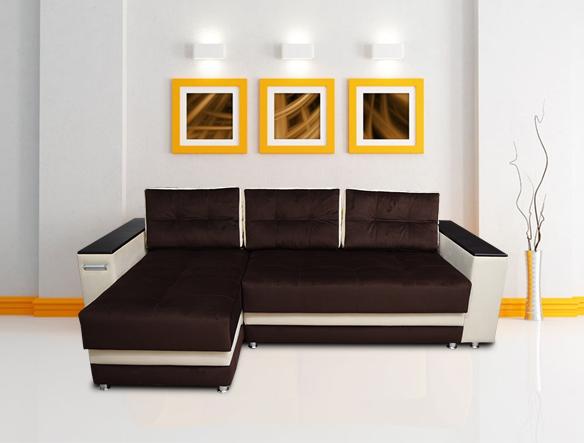 Угловой диван Silver 5