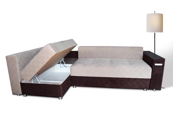 Угловой диван Silver 19