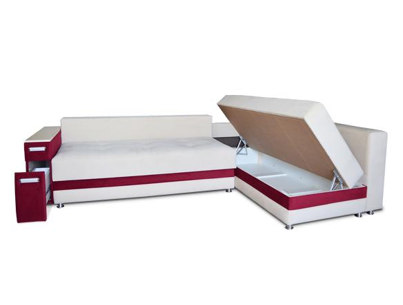 Угловой диван Silver 23