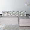 Угловой диван Silver 7